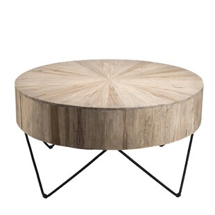 Braxton Coffee Table By Union Rustic