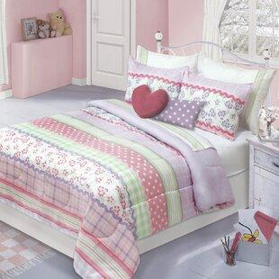 Zoomie Kids Douglas Comforter Set