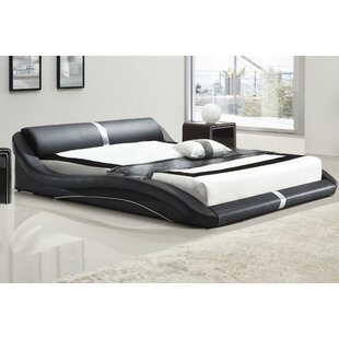 Natalya Upholstered Platform Bed