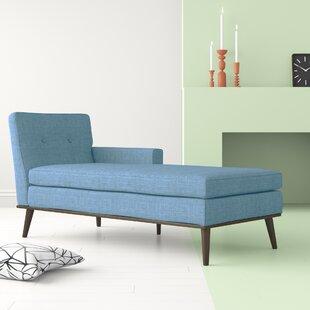 Terrific Catalina Mid Century Chaise Lounge Ibusinesslaw Wood Chair Design Ideas Ibusinesslaworg