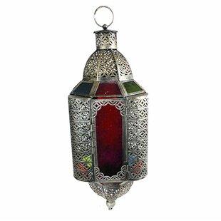 Metal Lantern by Bloomsbury Market