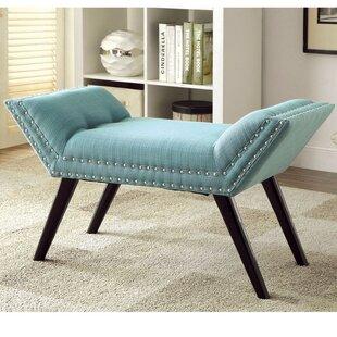 Charlton Home Palladio Upholstered Bench