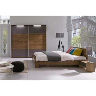 Alberto European Super King (180 X 200 Cm) Bed Frame By Selsey Living
