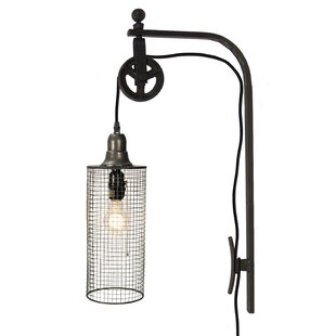 Williston Forge Grosso 1-Light Cylinder Pendant