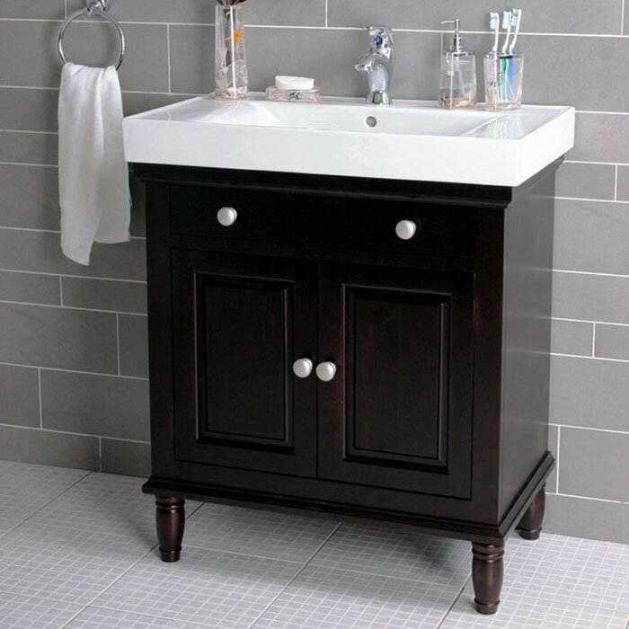 Modest 30 Bathroom Vanity Design