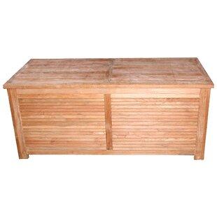 Teak Deck Box
