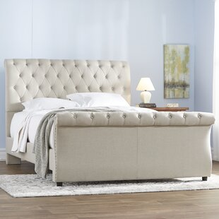 Derrall Upholstered Panel Bed