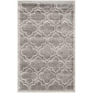 Maritza Gray Outdoor Area Rug