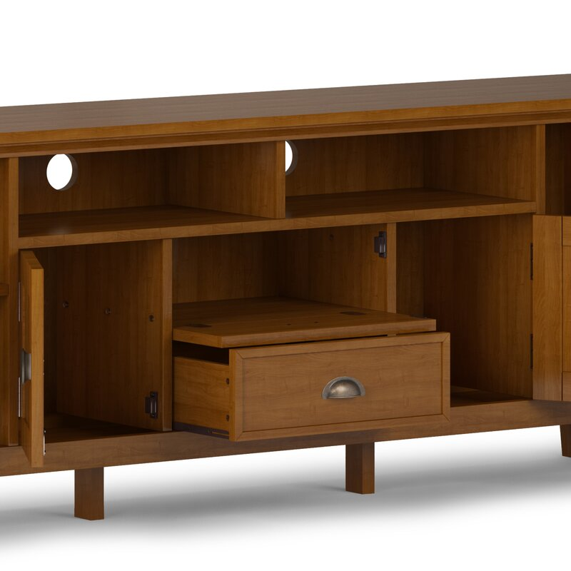 Alcott Hill Amatury Tv Stand For Tvs Up To 75 Wayfair