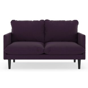 Shop Rockefeller Cross Weave Loveseat by Brayden Studio