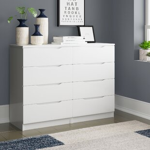 Henn 8 Drawer Chest Of Drawers By 17 Stories