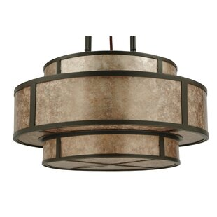 Meyda Tiffany Andreas II 6-Light Pendant