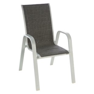 Ayah Stacking Garden Chair By Sol 72 Outdoor