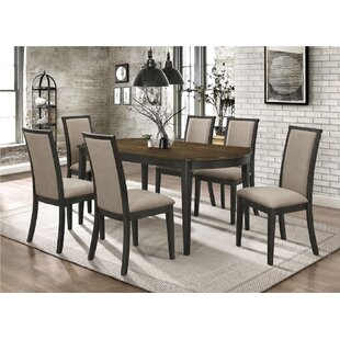 Steed Upholstered Dining Chair (Set of 2) Gracie Oaks
