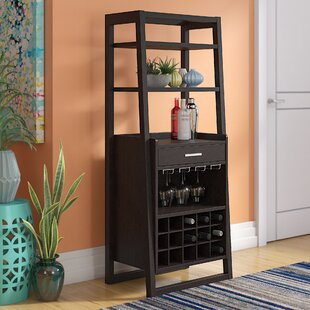 Playlist Bar with Wine Storage by Latitude Run