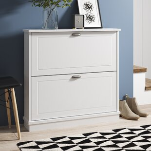 Collinsworth Shoe Storage Cabinet By Ophelia & Co.