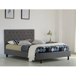 Ursa Upholstered Bed Frame By ClassicLiving
