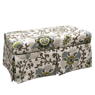 Alcott Hill Thurston Fabric Storage Bench
