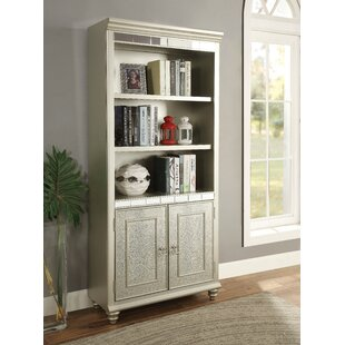 Marquand Standard Bookcase by Rosdorf Park