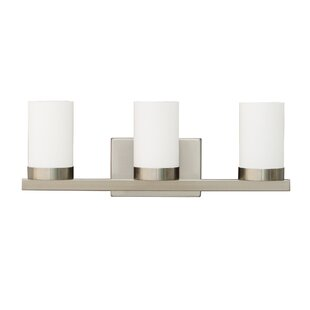 Whitfield Lighting Harvey 3-Light Vanity Light