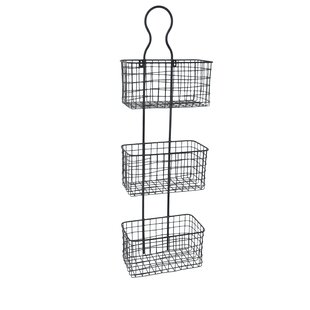 Hanging Wall Basket  sc 1 st  Wayfair & Wall Hanging Storage Baskets | Wayfair