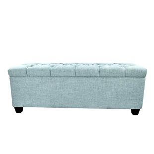 Save  sc 1 st  Wayfair & Emerald Green Storage Bench | Wayfair