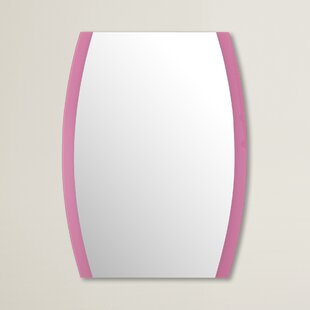 Find the perfect Pink Framed Wall Mirror ByBrayden Studio