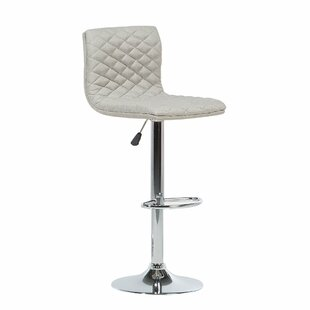 Inigo Height Adjustable Swivel Bar Stool By 17 Stories