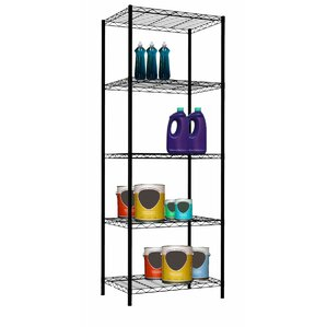 5layer wire shelving unit
