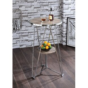 Mance Pub Table by Wrought Stu..