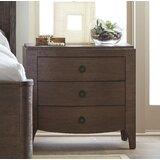 Preston 3 Drawer Nightstand by Brownstone Furniture
