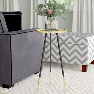 Partee Tray Table by Wrought Studio