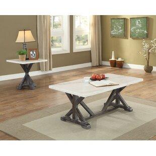Muldoon 2 Piece Coffee Table Set