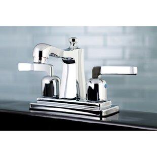 Kingston Brass Centurion Centerset Bathroom Faucet with Drain Assembly
