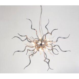 Wrought Studio Finnley 15-Light Sputnik Chandelier