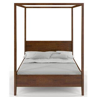 Pogromni Canopy Bed By Union Rustic