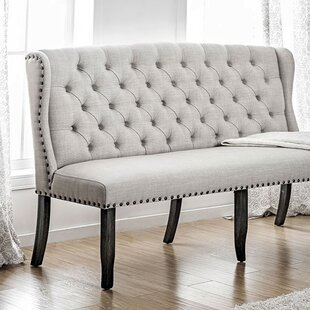 Artis Loveseat Upholstered Bench