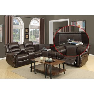 Scheele Reclining Sectional
