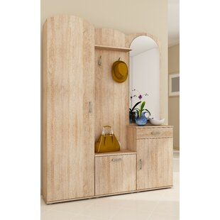 Degraff 4 Piece Hallway Set By Natur Pur