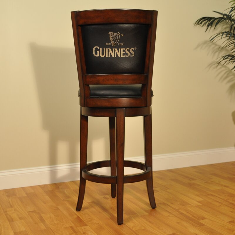 Guinness 30\  Swivel Bar Stool : 30 swivel bar stools - islam-shia.org