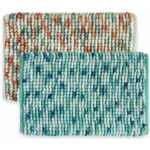 Bacova Guild Wayfair - Royal blue bath mat for bathroom decorating ideas