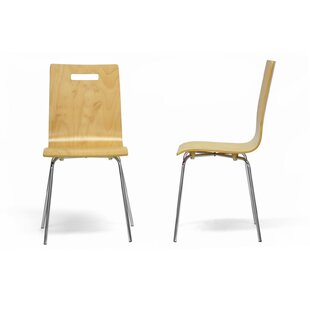 Cheryl Dining Chair (Set of 2) by Wrought..