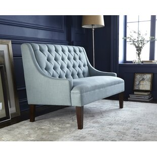 Stone Loveseat by Charlton Home