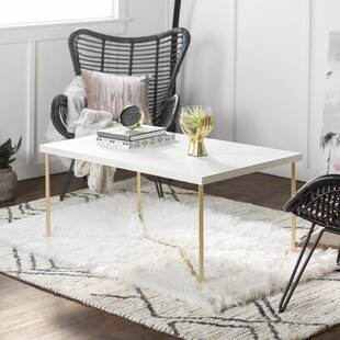 Gold Mirrored Coffee Tables