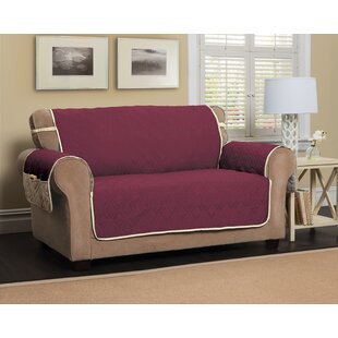 Red Barrel Studio T-Cushion Sofa Slipcover
