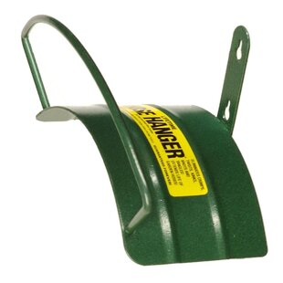 Metal Wall Mounted Hose Holder By Lewis Lifetime Tools