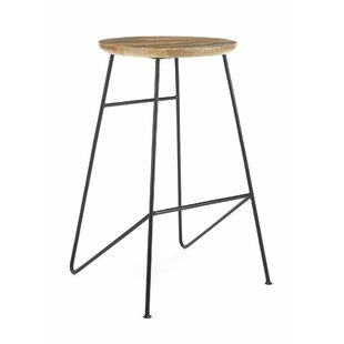 Malloy 72cm Bar Stool By Williston Forge