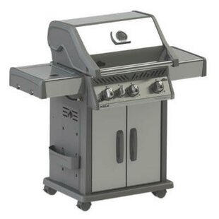 Rogue 4-Burner Gas Grill With Cabinet By Napoleon