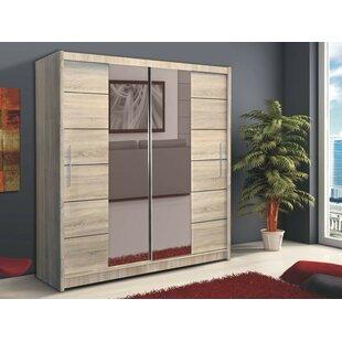 Luzerne 2 Door Sliding Wardrobe By Brayden Studio