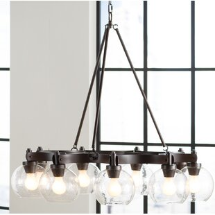 Trent Austin Design Fulton 9-Light Shaded Chandelier